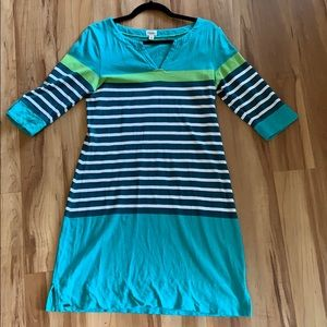 Hatley three quarter sleeve knit dress